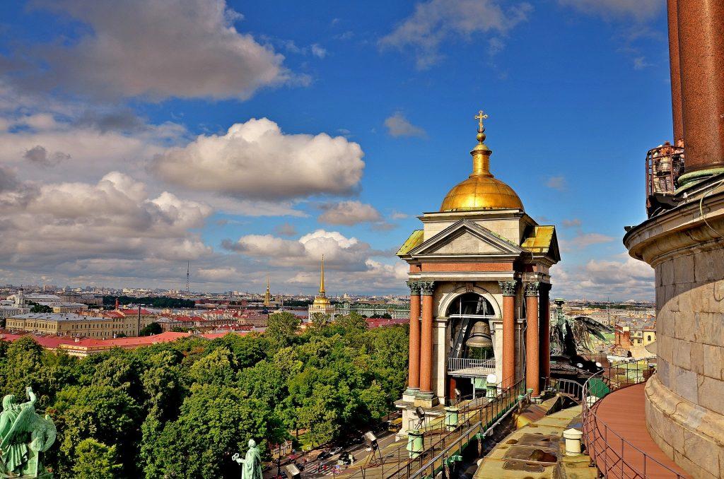 Популярные обзорные экскурсии в Петербурге